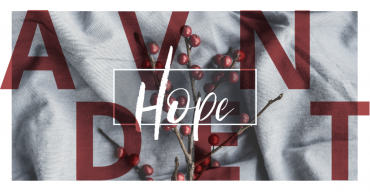 """Hope in God"""