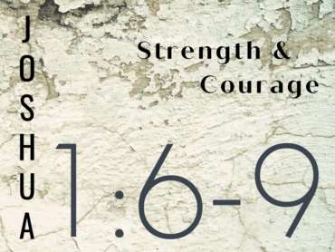 Strength & Courage